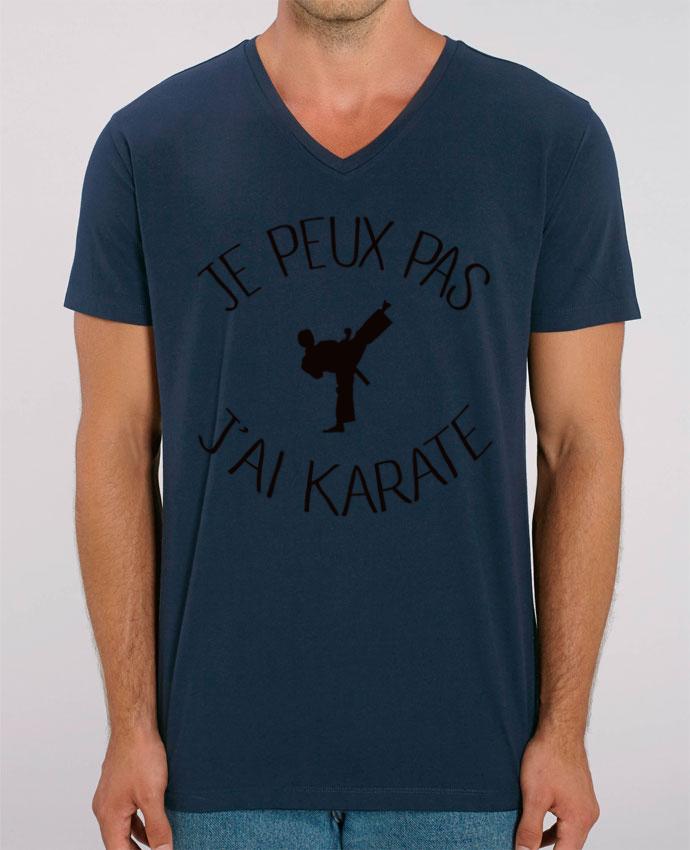 T-shirt homme Je peux pas j'ai karaté par Freeyourshirt.com