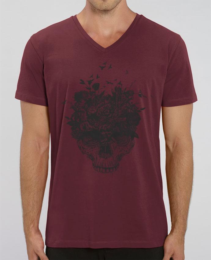 T-shirt homme My head is a jungle par Balàzs Solti