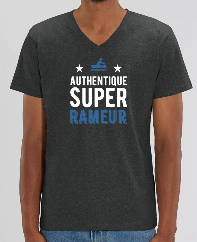 T-shirt homme Authentique rameur par Original t-shirt