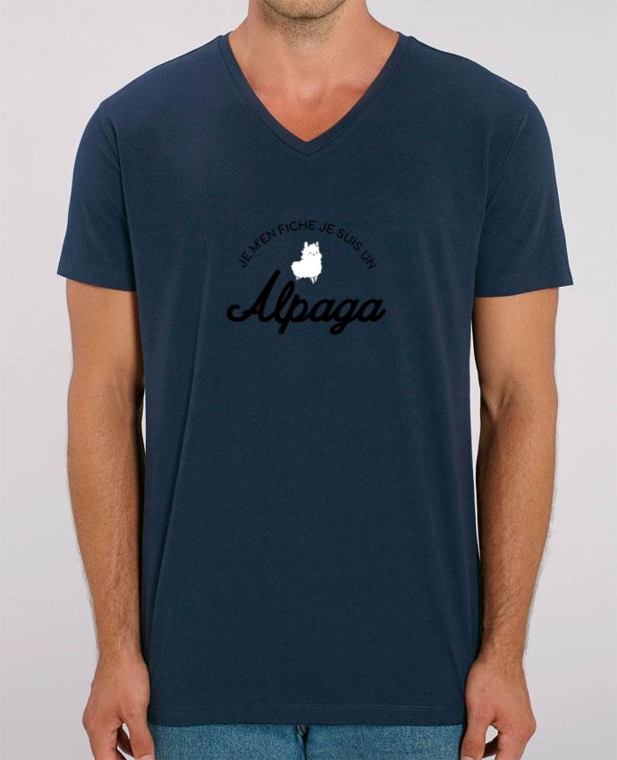 T-shirt homme Alpaga par Nana