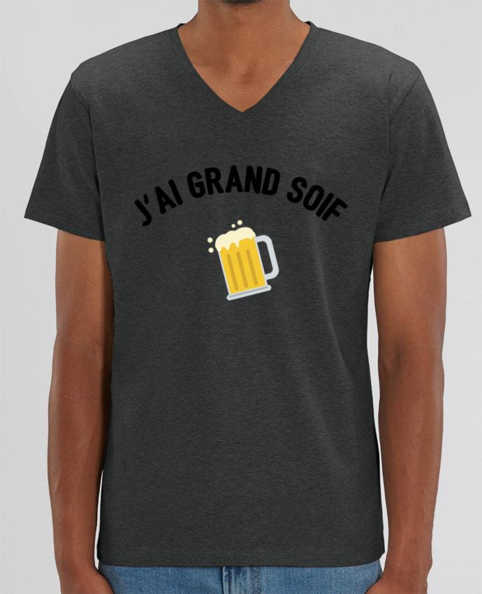 T-shirt homme J'ai grand soif ! par tunetoo
