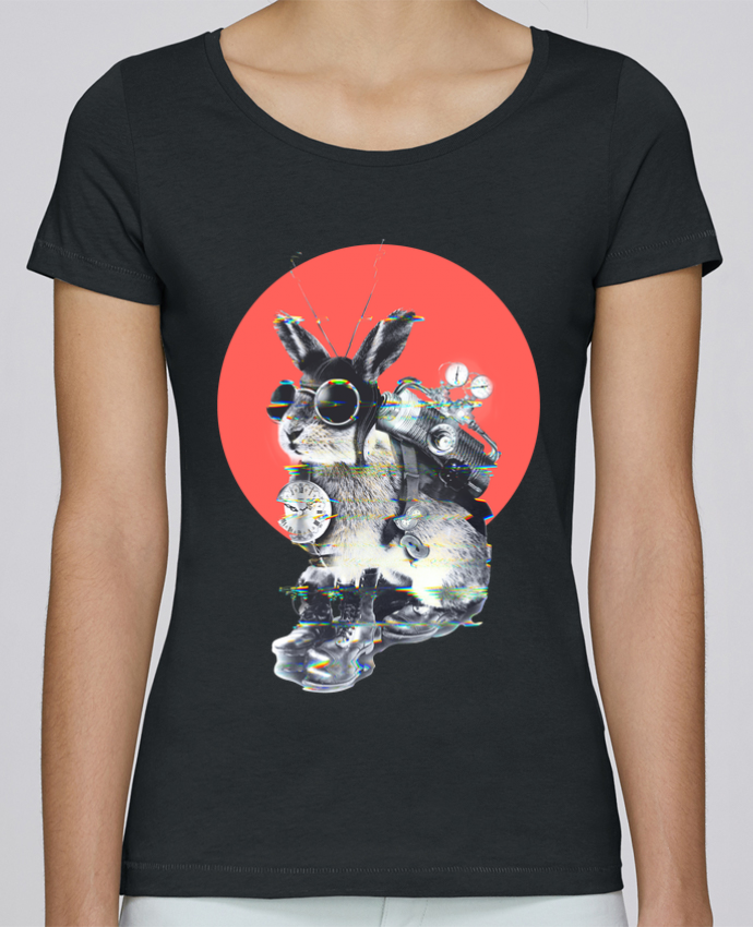 T-shirt Femme Stella Loves time traveller par ali_gulec
