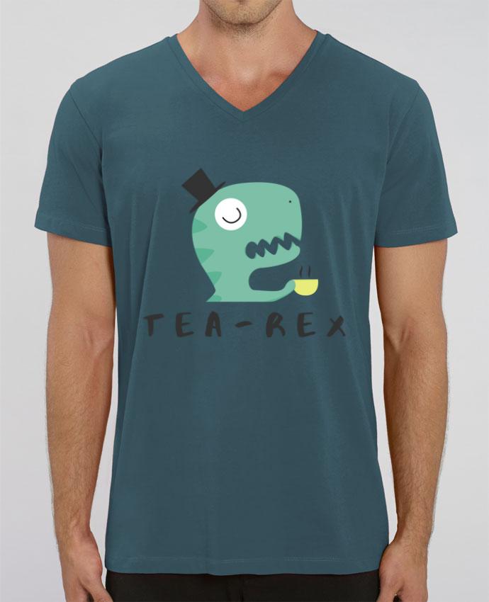 T-shirt homme Tea-rex par tunetoo