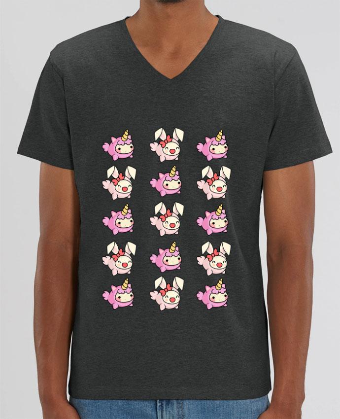 T-shirt homme Mini Conejitos Cosplay par MaaxLoL