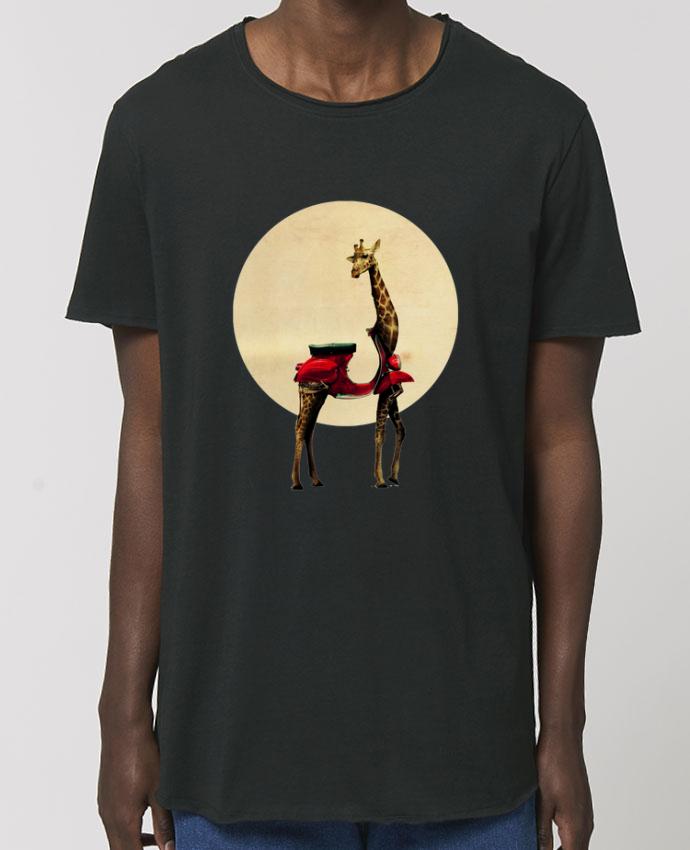 Tee-shirt Homme Giraffe Par  ali_gulec