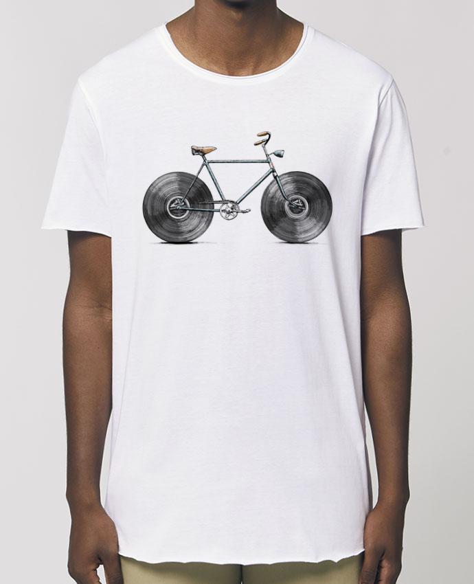Tee-shirt Homme Velophone Par  Florent Bodart