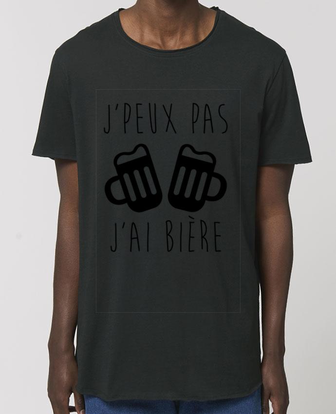 Tee-shirt Homme J'peux pas j'ai bière Par  Benichan