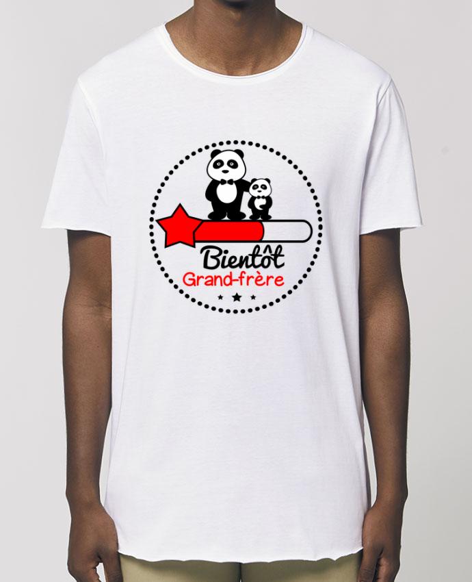 Tee-shirt Homme Bientôt grand-frère , futur grand frère Par  Benichan