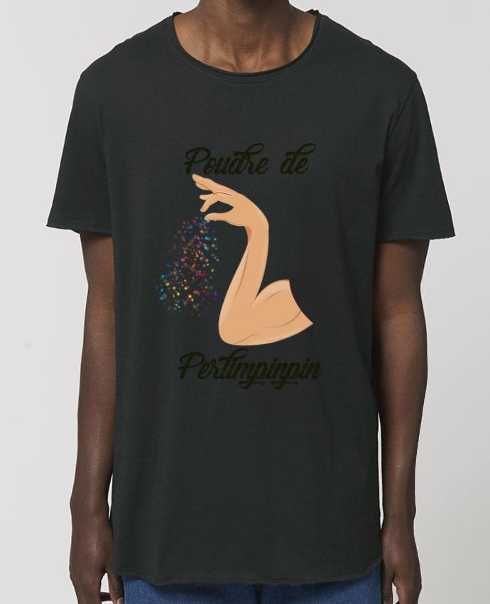 Tee-shirt Homme Poudre de Perlimpinpin Par  tunetoo