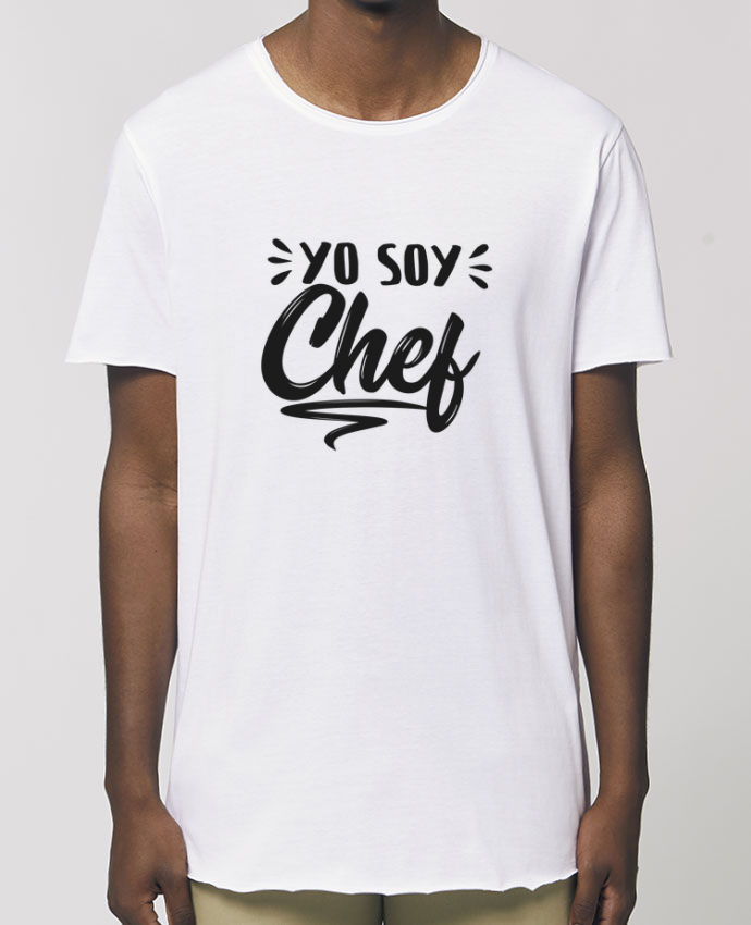 Tee-shirt Homme soy chef Par  tunetoo
