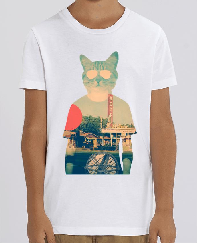 T-shirt Enfant Cool cat Par ali_gulec
