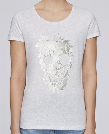 T-shirt Femme Stella Loves Simple Skull par ali_gulec