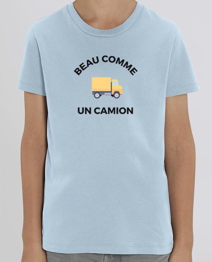 T-shirt Enfant Beau comme un camion Par Ruuud