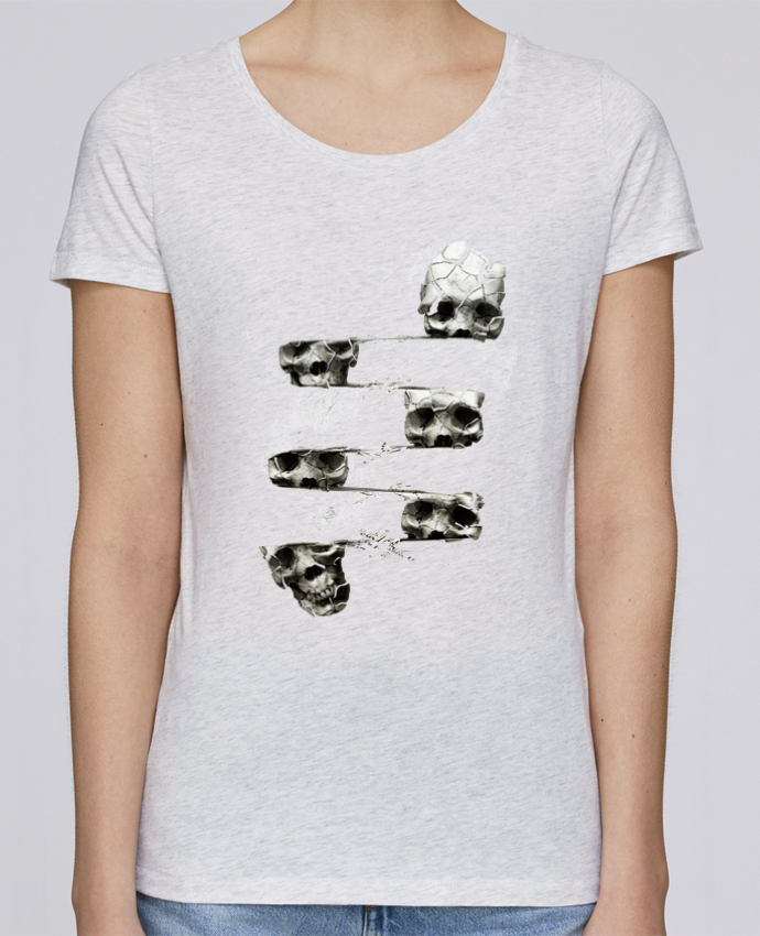 T-shirt Femme Stella Loves Skull 3 par ali_gulec