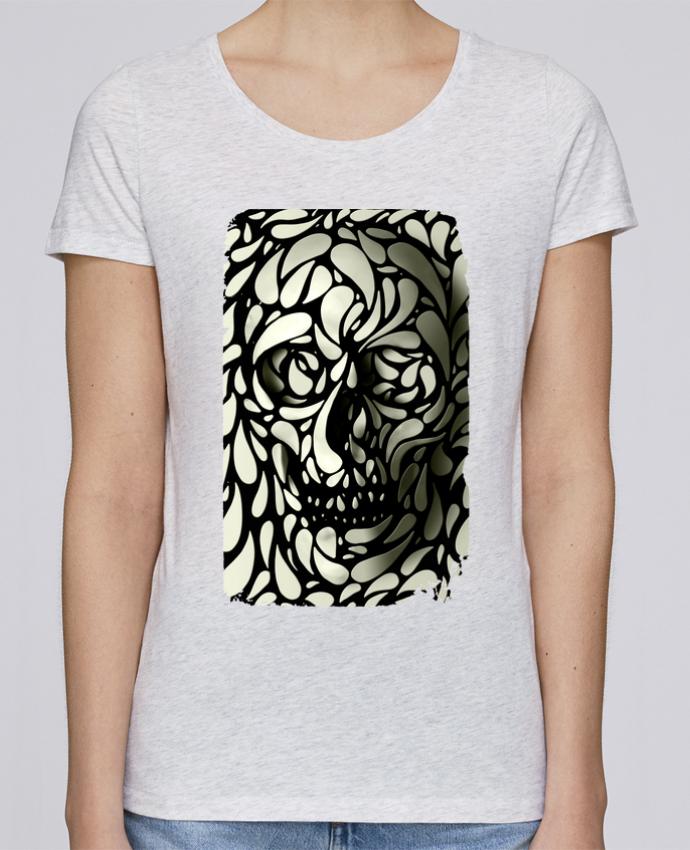 T-shirt Femme Stella Loves Skull 4 par ali_gulec