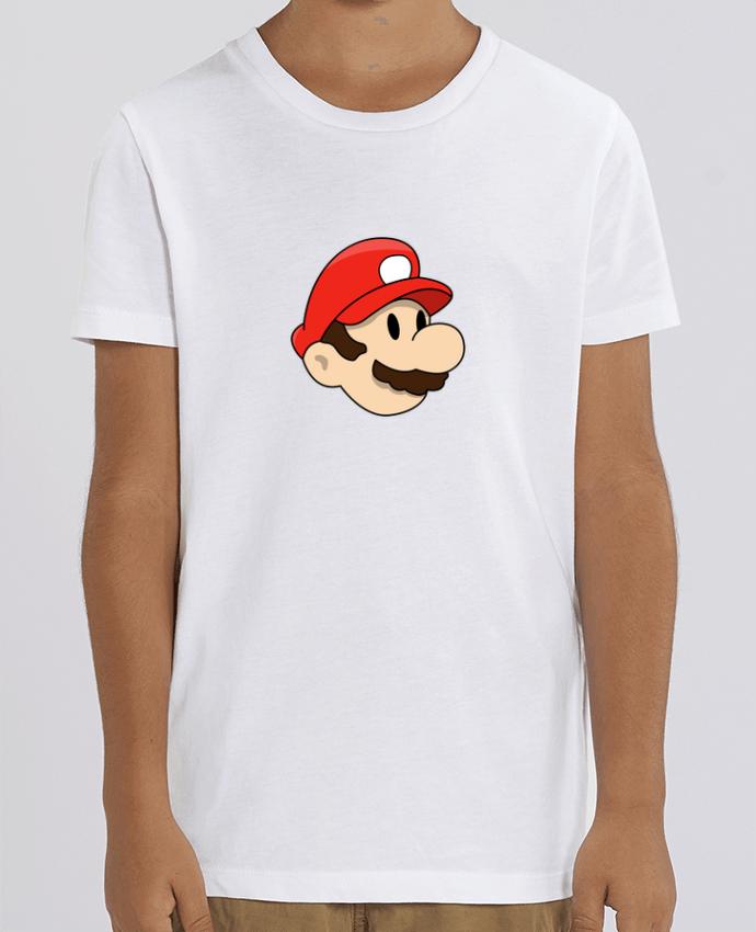 Tee Shirt Enfant Bio Stanley MINI CREATOR Mario Duo Par tunetoo