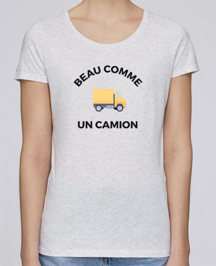 T-shirt Femme Stella Loves Beau comme un camion par Ruuud