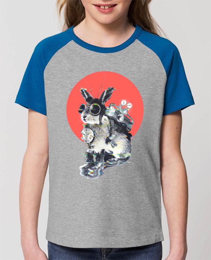 Tee-shirt Enfant time traveller Par ali_gulec