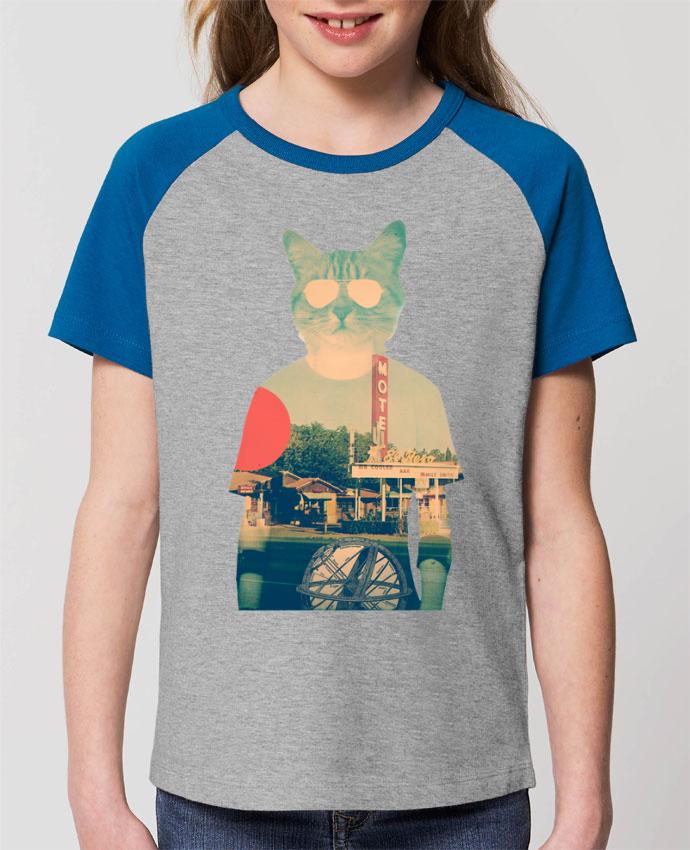 Tee-shirt Enfant Cool cat Par ali_gulec