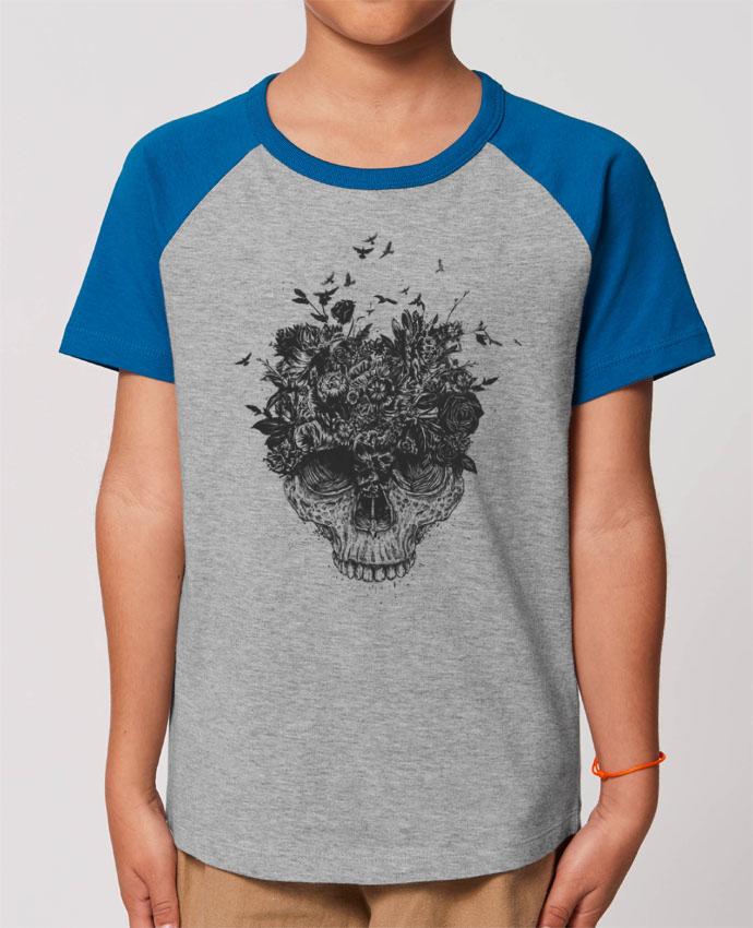 Tee-shirt Enfant My head is a jungle Par Balàzs Solti