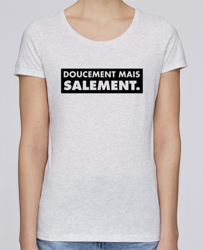 T-shirt Femme Stella Loves Doucement mais salement. par tunetoo