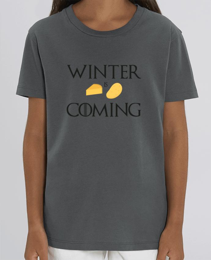 T-shirt Enfant Winter is coming Par Ruuud