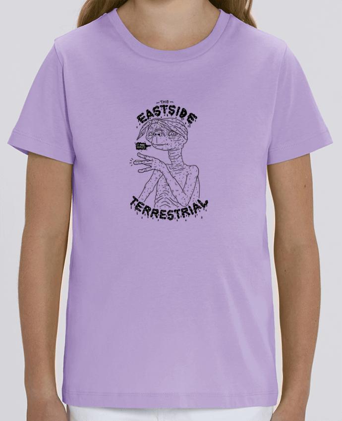 T-shirt Enfant Gangster E.T Par Nick cocozza