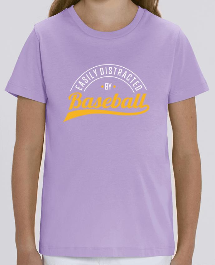 T-shirt Enfant Distracted by Baseball Par Original t-shirt