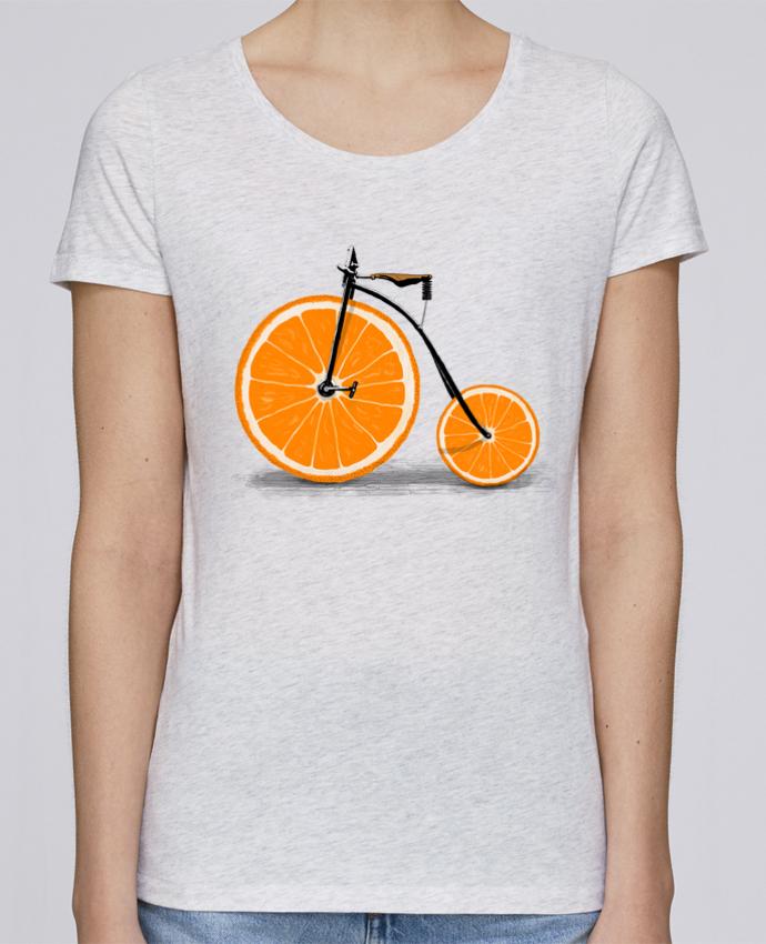 T-shirt Femme Stella Loves Vitamin par Florent Bodart