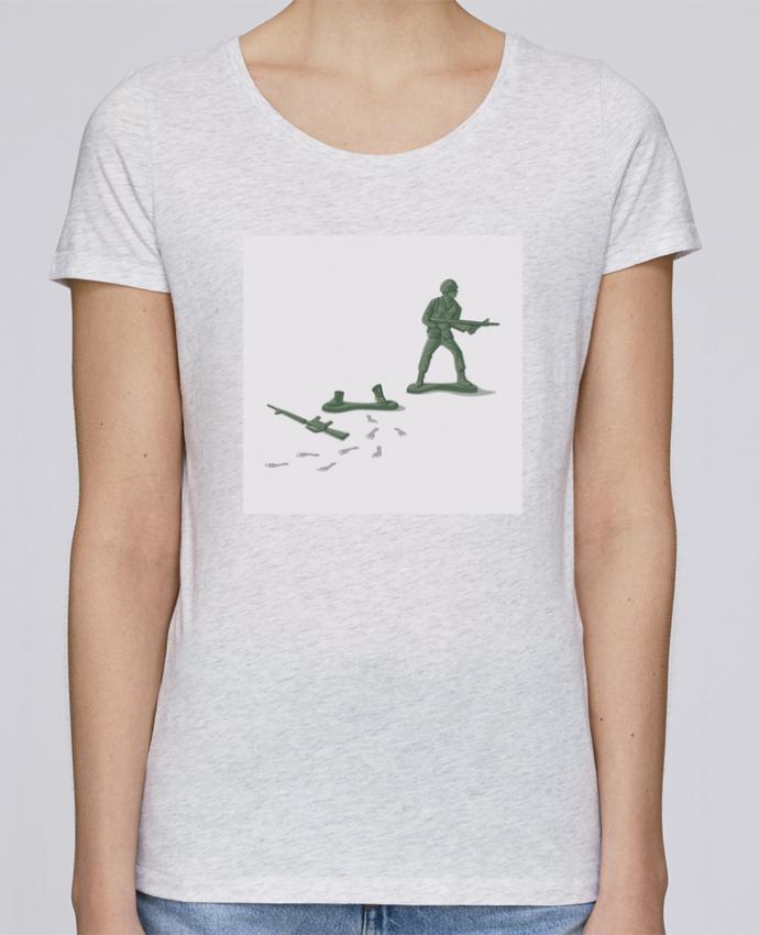 T-shirt Femme Stella Loves Deserter par flyingmouse365