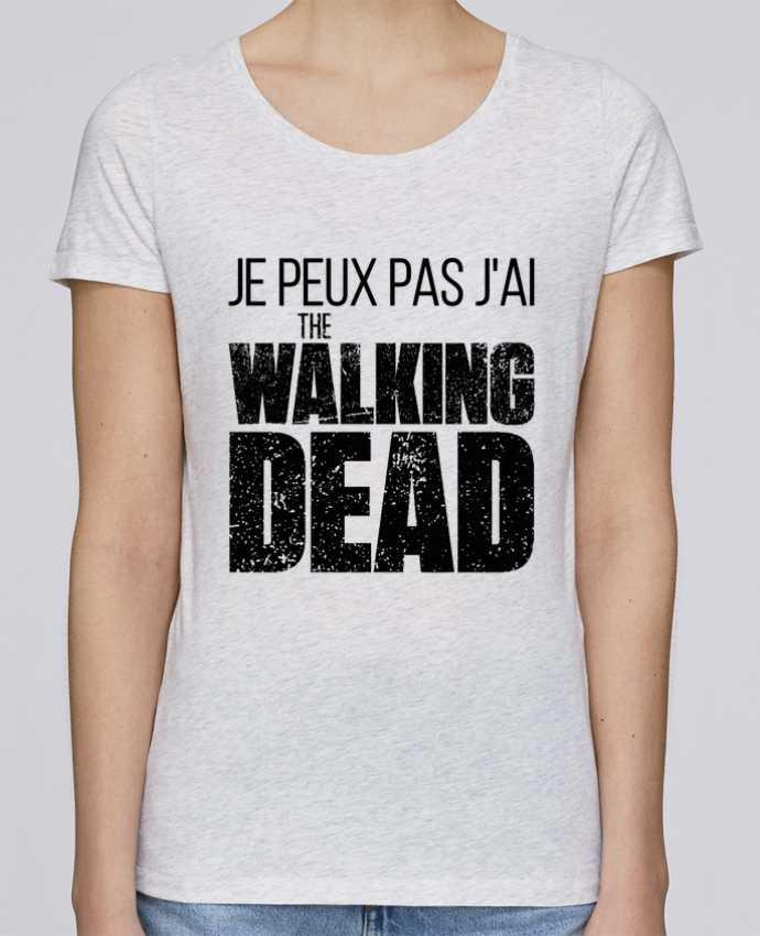 T-shirt Femme Stella Loves The walking dead par tunetoo
