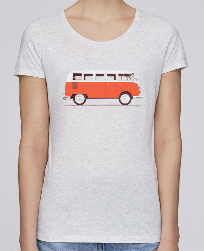 T-shirt Femme Stella Loves Red Van par Florent Bodart