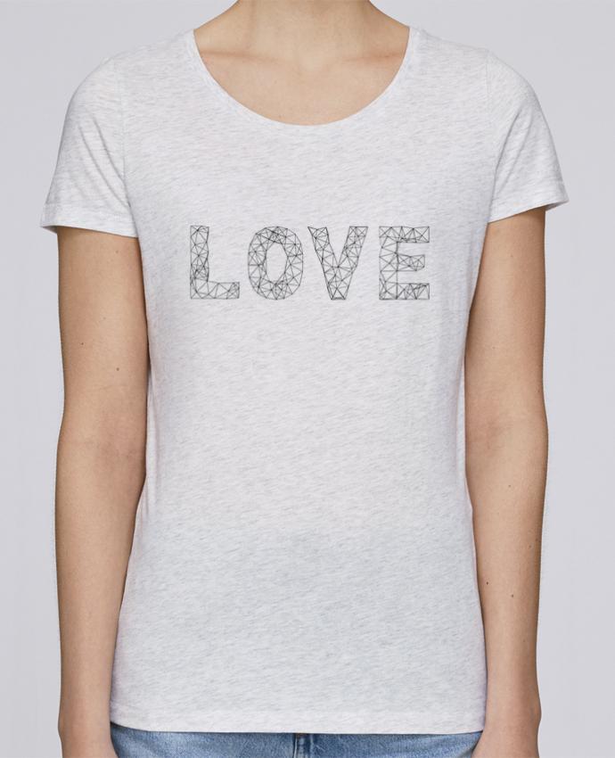 T-shirt Femme Stella Loves Love par na.hili