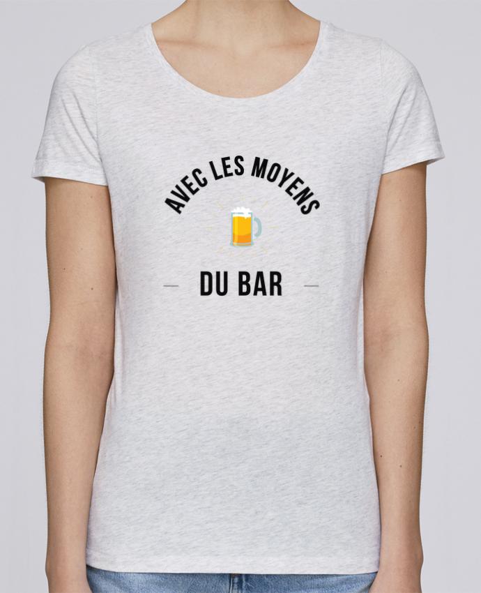 T-shirt Femme Stella Loves Avec les moyens du bar par Ruuud