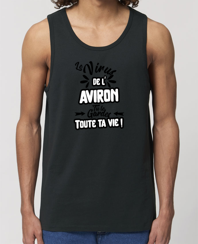 Débardeur Homme Virus de l'Aviron Par Original t-shirt