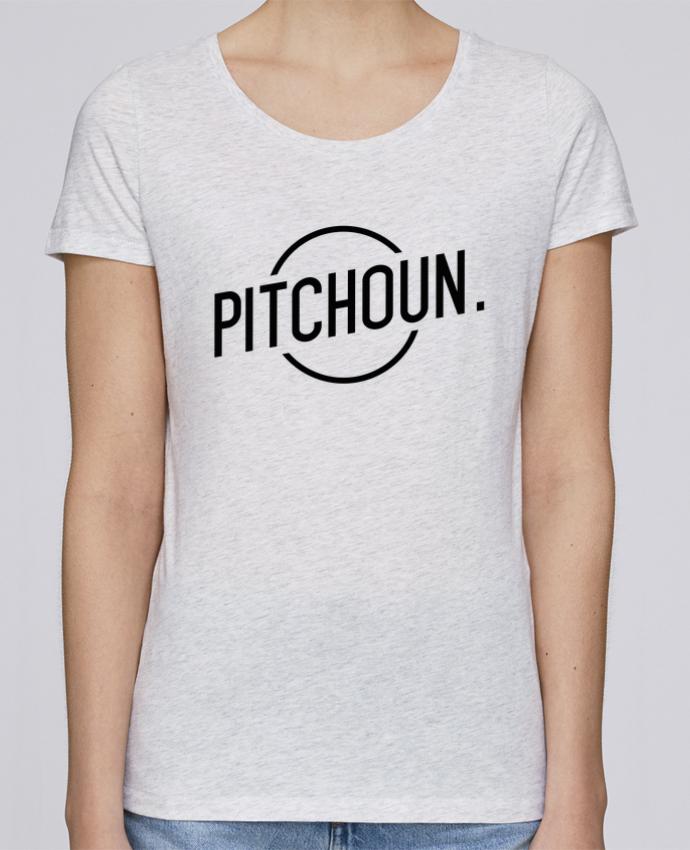 T-shirt Femme Stella Loves Pitchoun par tunetoo