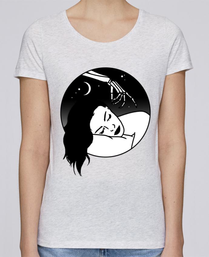 T-shirt Femme Stella Loves Cauchemar par tattooanshort