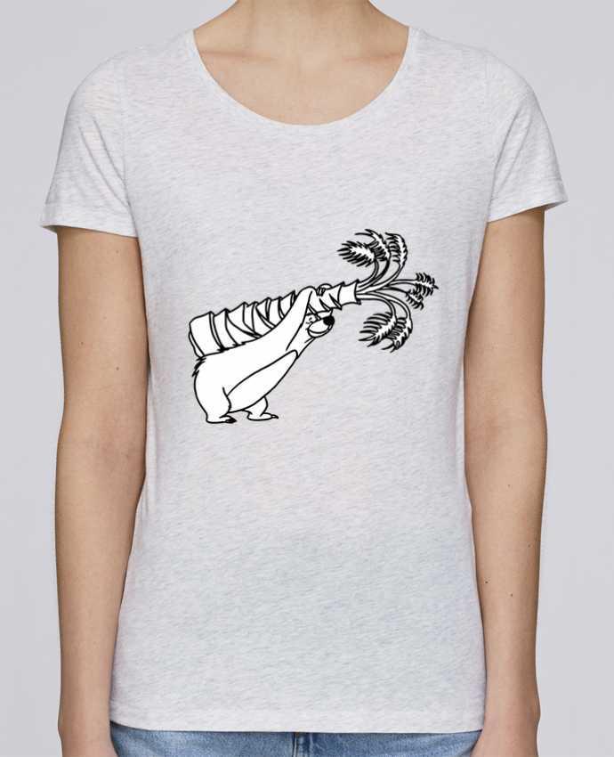 T-shirt Femme Stella Loves Baloo par tattooanshort