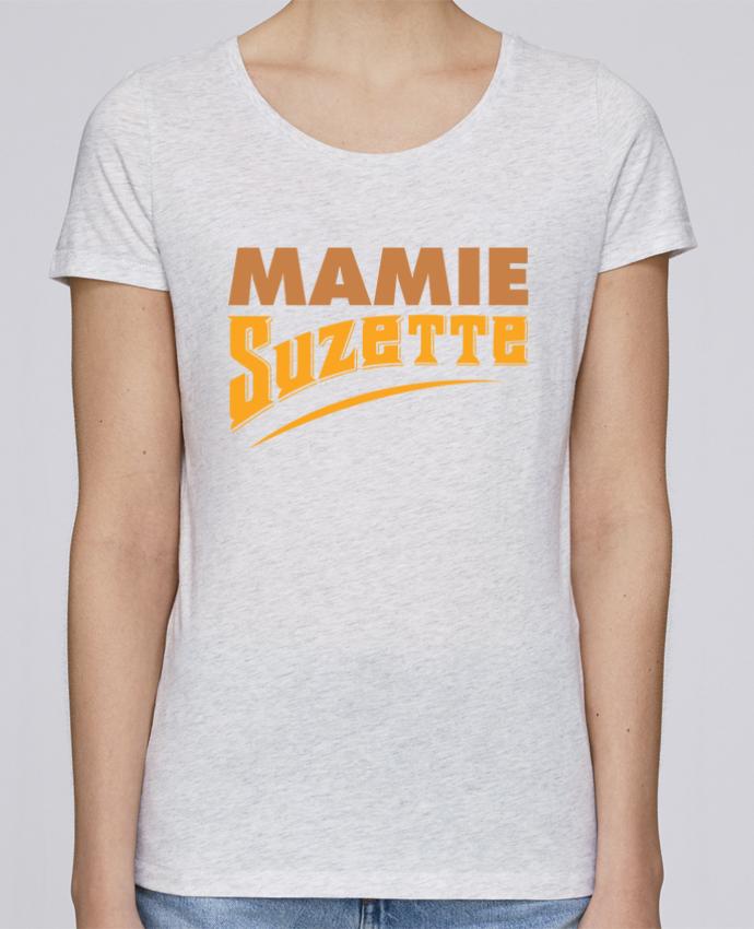 T-shirt Femme Stella Loves MAMIE Suzette par tunetoo