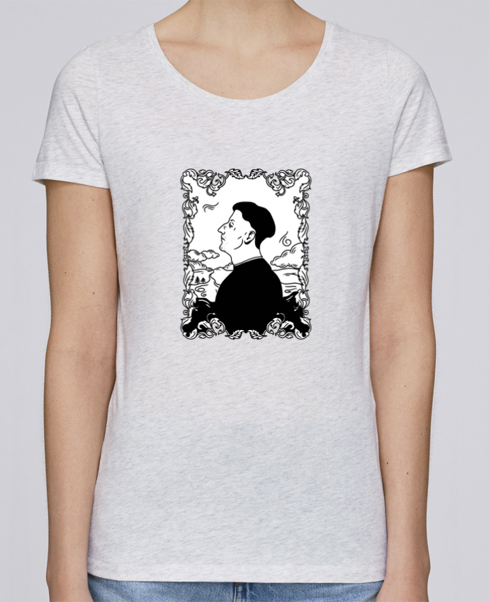 T-shirt Femme Stella Loves Godefroy de montmirail par tattooanshort