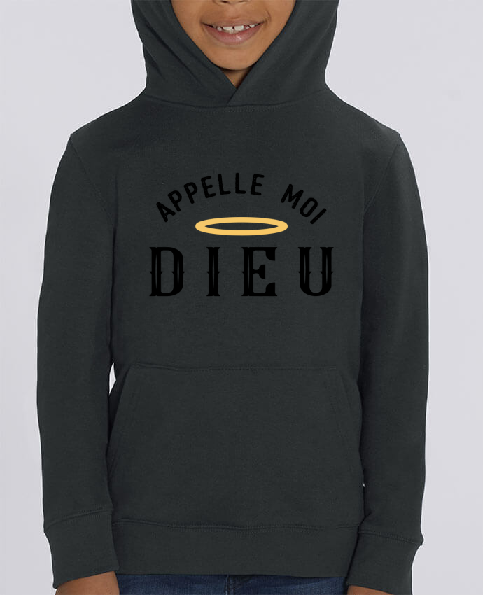 Sweat enfant Appelle moi dieu Par tunetoo