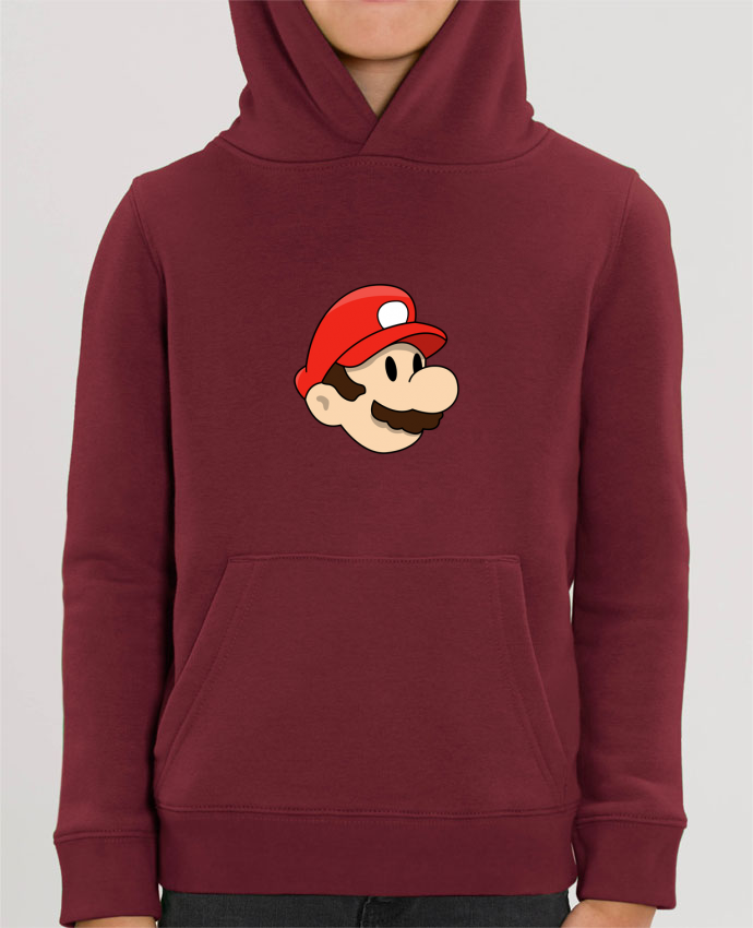 Sweat-shirt enfant Mini Cruiser Mario Duo Par tunetoo