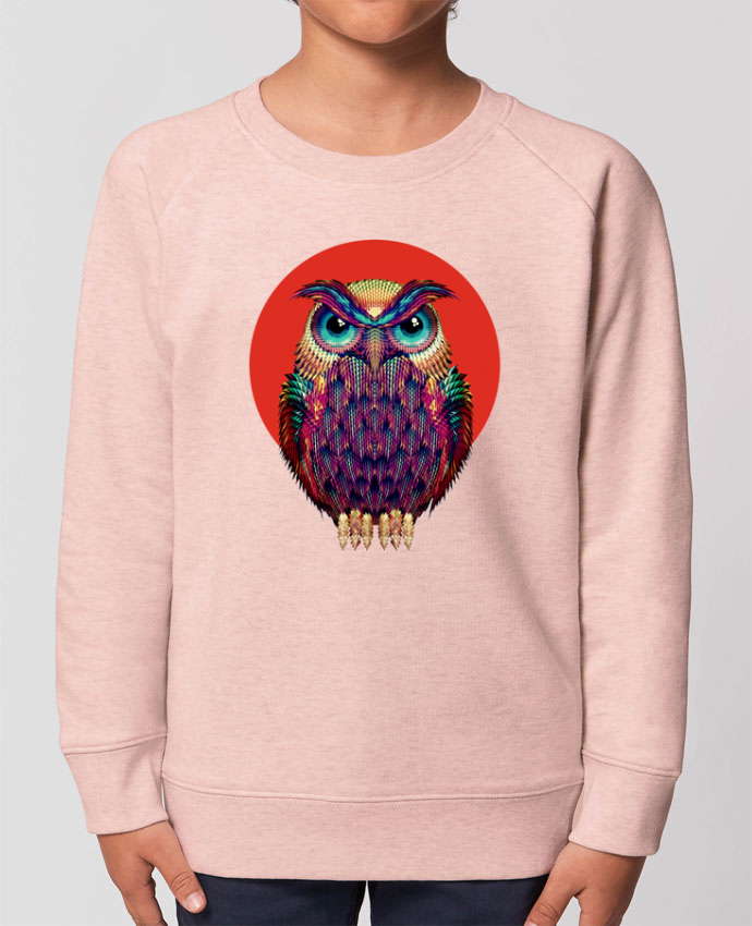 Sweat-shirt enfant Owl Par  ali_gulec