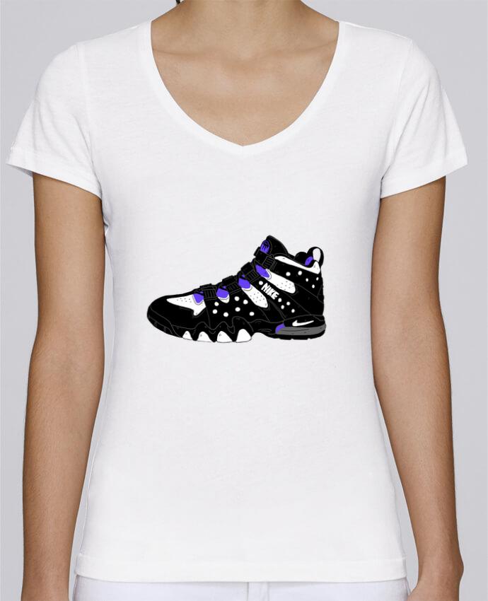 Nike Shirt V Nick Chooses Stella Femme T Barkley94 Cocozza Col cqanOYnd