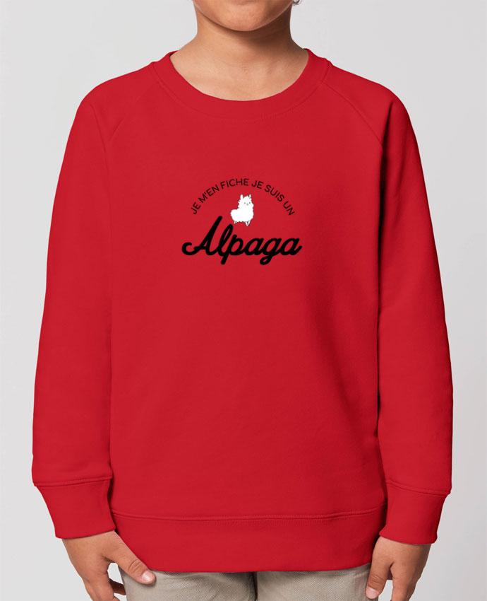 Sweat-shirt enfant Alpaga Par  Nana