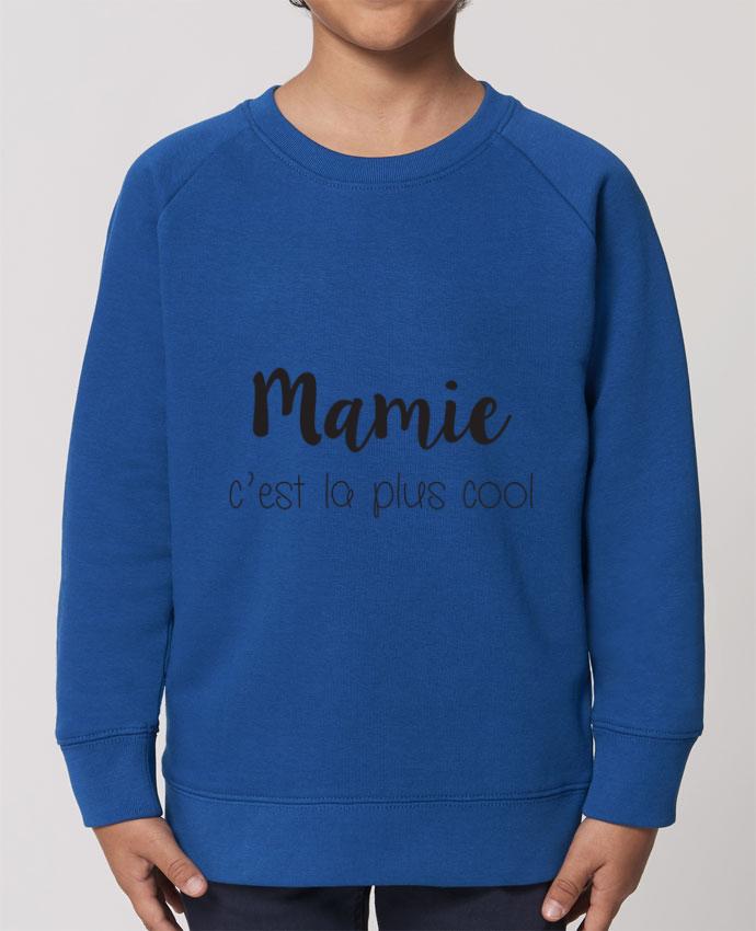 Sweat-shirt enfant Mamie c'est la plus cool Par  Mila-choux