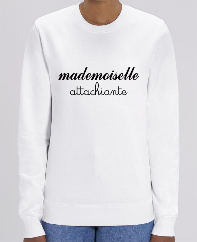 Sweat-shirt Mademoiselle Attachiante Par Freeyourshirt.com