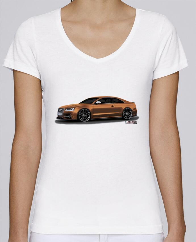 Concept Audi Par Col T Coupé By Femme Rs8 Stella Chooses Ocre Unlimited Shirt V 29WIYEDH