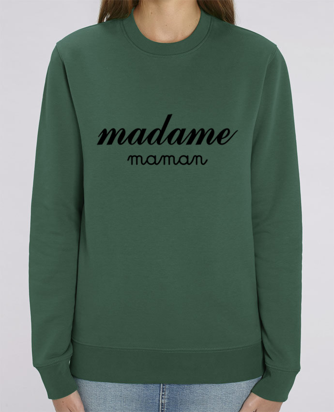 Sweat-shirt Madame Maman Par Freeyourshirt.com
