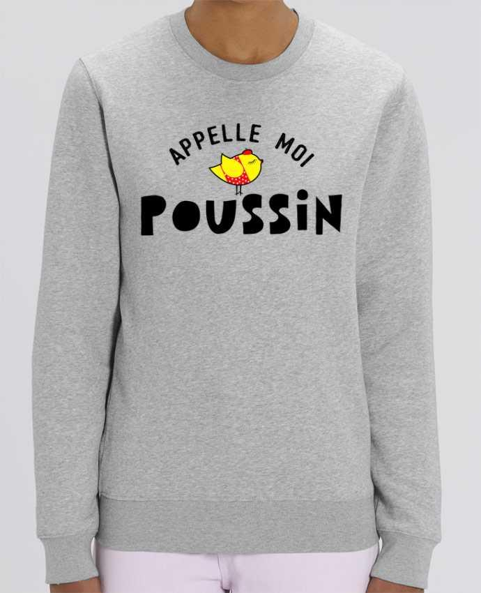 Sweat-shirt Appelle moi poussin Par tunetoo